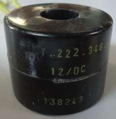 Bobina (modelo: T22234611) para válvula pneumática