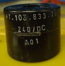 Bobina (modelo: FT1038332B) para válvula pneumática