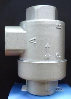 Válvula de escape rápido (modelo: ER812C)
