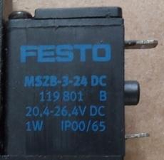 Bobina (modelo: MSZB3) para válvula pneumática