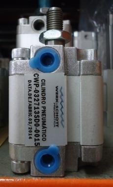 Cilindro pneumático (modelo: CWP032713SD0-0015)