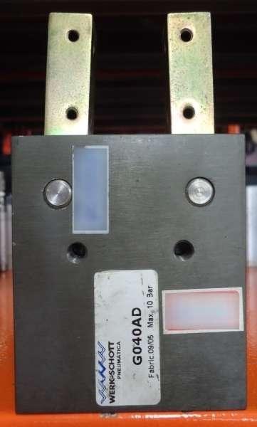 marca: Werk Schott <br/>modelo: G040AD <br/>estado: seminova