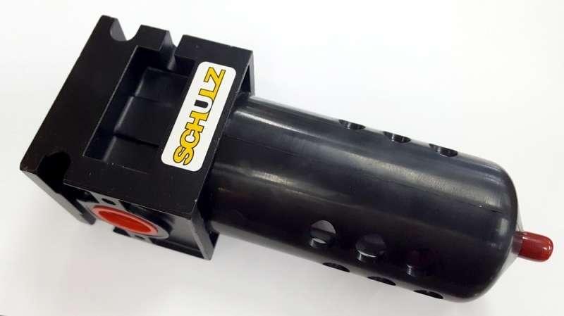 marca: Schulz <br/>modelo: F10506BJ rosca3/4, copo com proteção <br/>pressão máxima: 150PSI <br/>estado: novo <br/>
