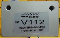 Válvula geradora de vácuo (modelo: V112)