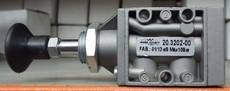 Válvula pneumática (modelo: 20320200)