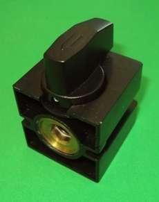 Válvula de fechamento (modelo: AKV35G01 rosca 1/8)