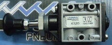 Válvula pneumática (modelo: 6320)