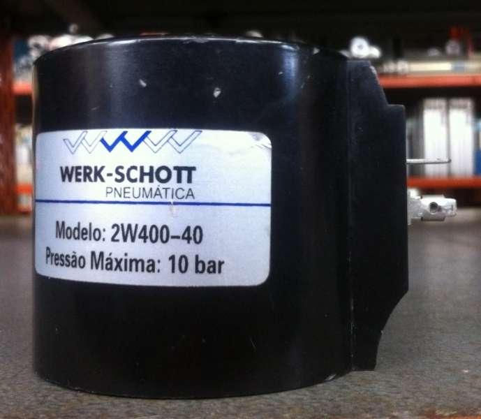 marca: Werk Schott <br/>modelo: 2W40040 <br/>estado: nova