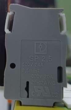 Borne (modelo: SP2,5 )