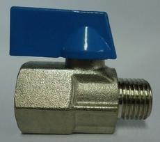 Válvula esfera mini (modelo: MMF-1/4)
