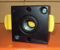 Válvula de fechamento (modelo: SV75G03)