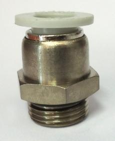 Conexão reta (modelo: PC10G03 3/8X10)