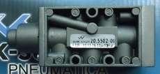 Válvula pneumática (modelo: 20550200)