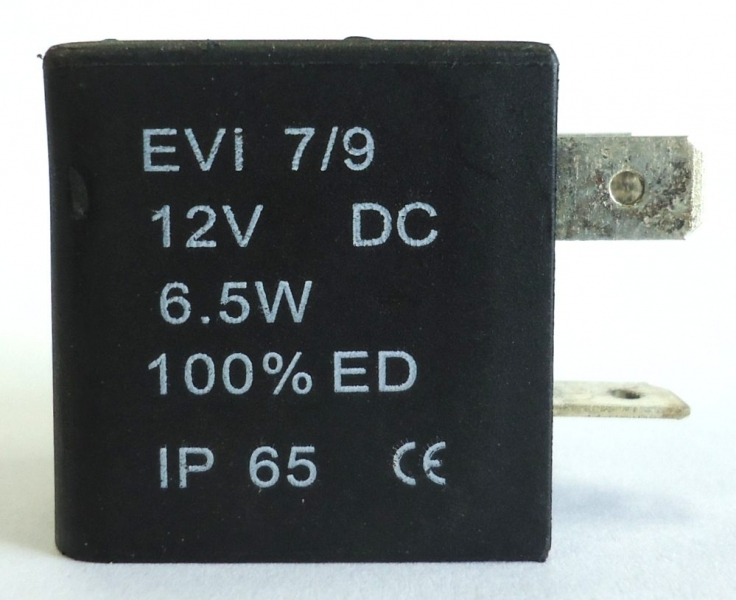 marca: WERK SCHOTT <br/>modelo: BM012VCC 12VDC 6.5W <br/>estado: nova