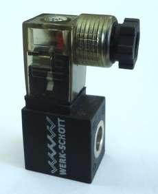 Bobina (modelo: 220VAC mini) para válvula pneumática