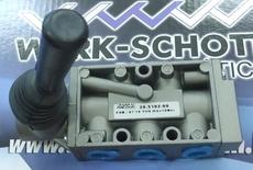 Válvula manual (modelo: 205102-00)