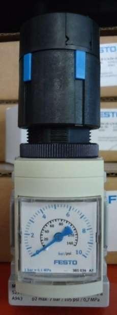 Regulador (modelo: MS4-LR-1/4-D6-AS 529417)