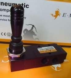 Válvula manual (modelo: H532C08S)