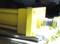 Cilindro hidráulico (modelo: 63X100mm)