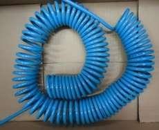 Tubo em poliuretano espiralado (modelo: 8SHM 15metros)