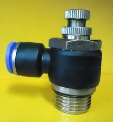Regulador de fluxo (modelo: 1/2X12mm)