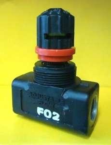 Regulador de fluxo (modelo: 1/4X1/4)