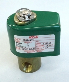 Válvula solenóide (modelo: 8262A262J)