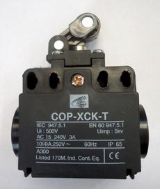 Fim de curso (modelo: COP-XCK-T <br/>