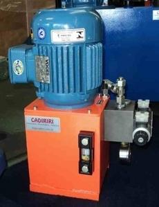 Unidade para prensa hidráulica (motor elétrico: 2HP)