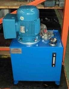 Unidade hidráulica (motor: 3HP monofásico)