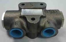 Válvula hidráulica divisora de fluxo