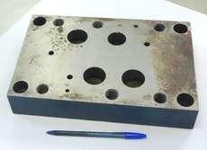 Subplaca para válvula TN32