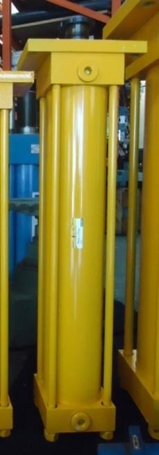 Cilindro hidráulico (modelo: 80X500mm)