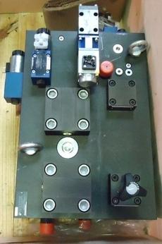 Bloco de pressão (modelo: 600CM8 482003030602)