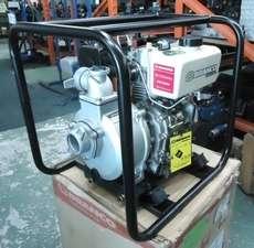 Motobomba para água à diesel (modelo: BD710CF)