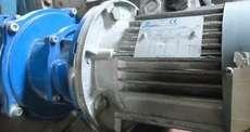 Motoredutor (modelo: TRIFÁSICO 0,66KW)
