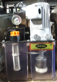 Unidade de lubrificação
