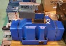 Válvula hidráulica (modelo: 4WRPEH6C3B40L20/G24K0/A1M)