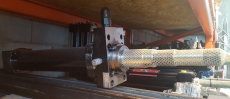Cilindro hidráulico (modelo: CD210C8056501)