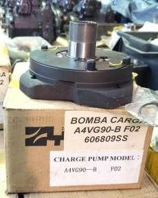 Parte de bomba hidráulica (modelo: A4VG90-B F02)