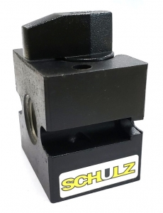 Válvula de fechamento (modelo: AKV55-04 rosca 1/2)