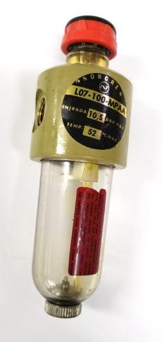 Lubrificador (modelo: L07-100-MPAA)