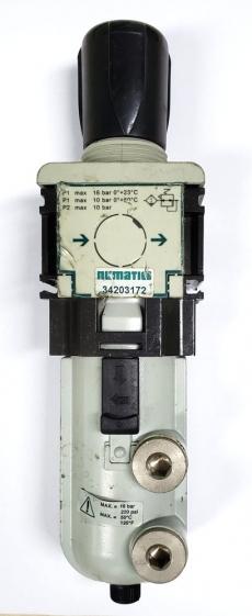 Filtro regulador (modelo: 34203172)