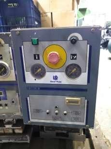 Máquina industrial (marca: TAMPFLEX OSCAR FLUES)