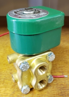 Válvula pneumática (modelo: 834281)