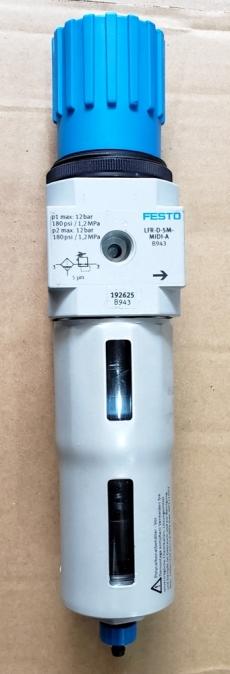 Filtro regulador (modelo: LFR-D-5M-MIDI-A)