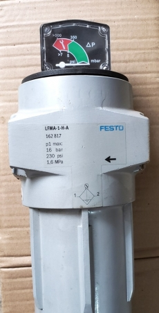 Filtro (modelo: LFMA-1-H-A)