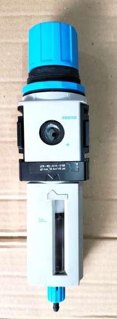 Filtro regulador (modelo: LFR-M2-G1/4-E10R)