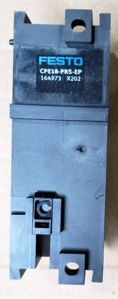 Válvula pneumática (modelo: CPE18-PRS-EP 164973)