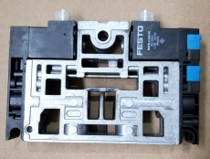 Válvula pneumática (modelo: CPV18-M1H-2X3-GLS-1/4)